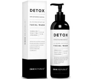 Best charcoal facial cleansers - BeautySparkReview.com