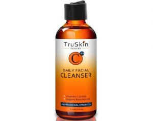Best vitamin C facial cleansers - BeautySparkReview