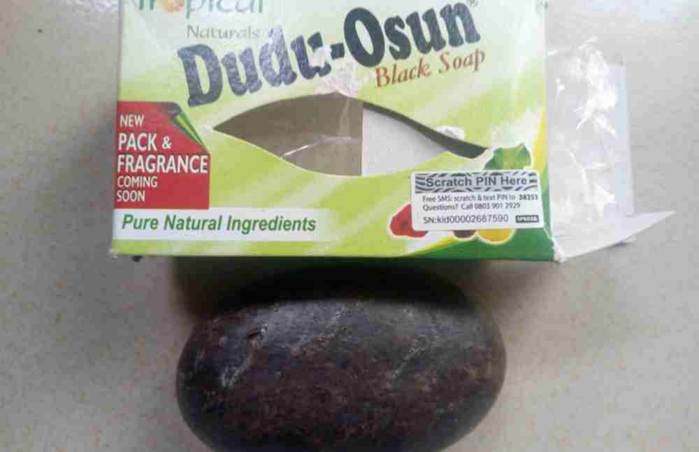 Dude Osun Black Soap