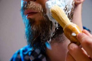 Shave off your beard