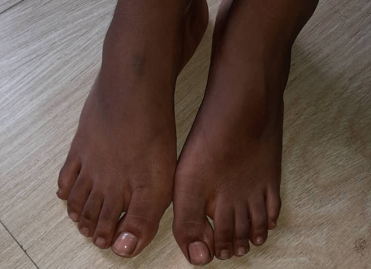 Short Natural nails