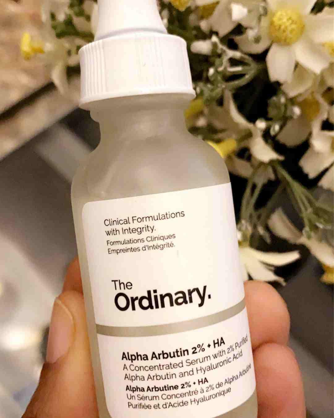 My Honest Review On The Ordinary Alpha Arbutin Serum Beautysparkreview