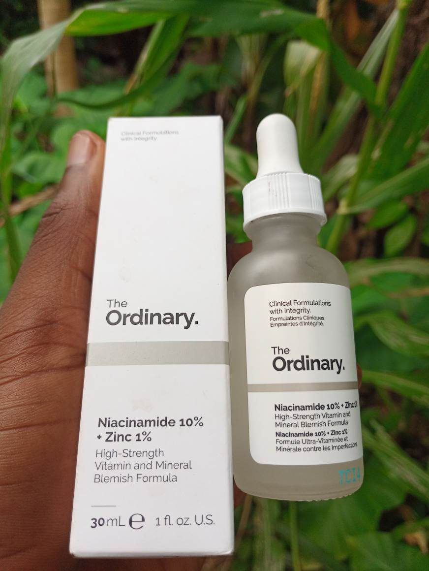 My Honest Review On The Ordinary Niacinamide Serum A 10 Niacinamide Zinc 1 Solution Beautysparkreview