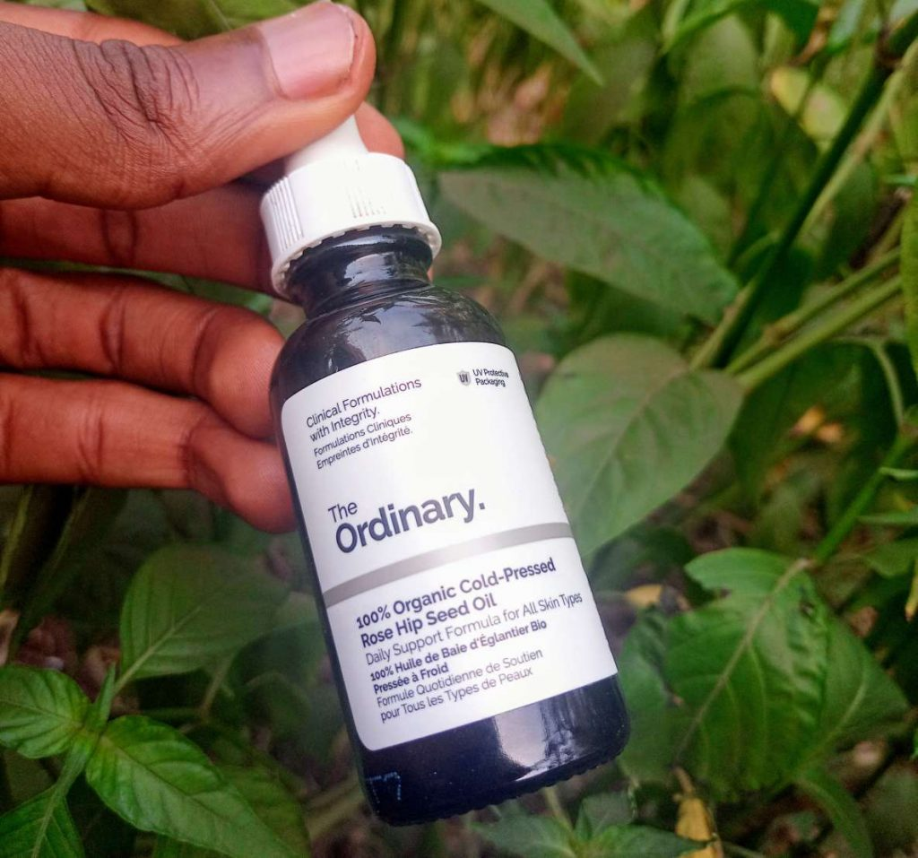 The Ordinary rosehip oil review