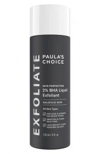 Paula's ChoiceSkin Perfecting 2% BHA Liquid.