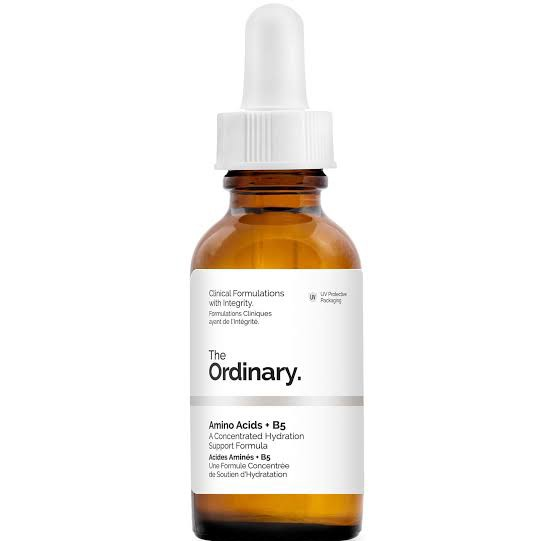 The ordinary products for dry skin