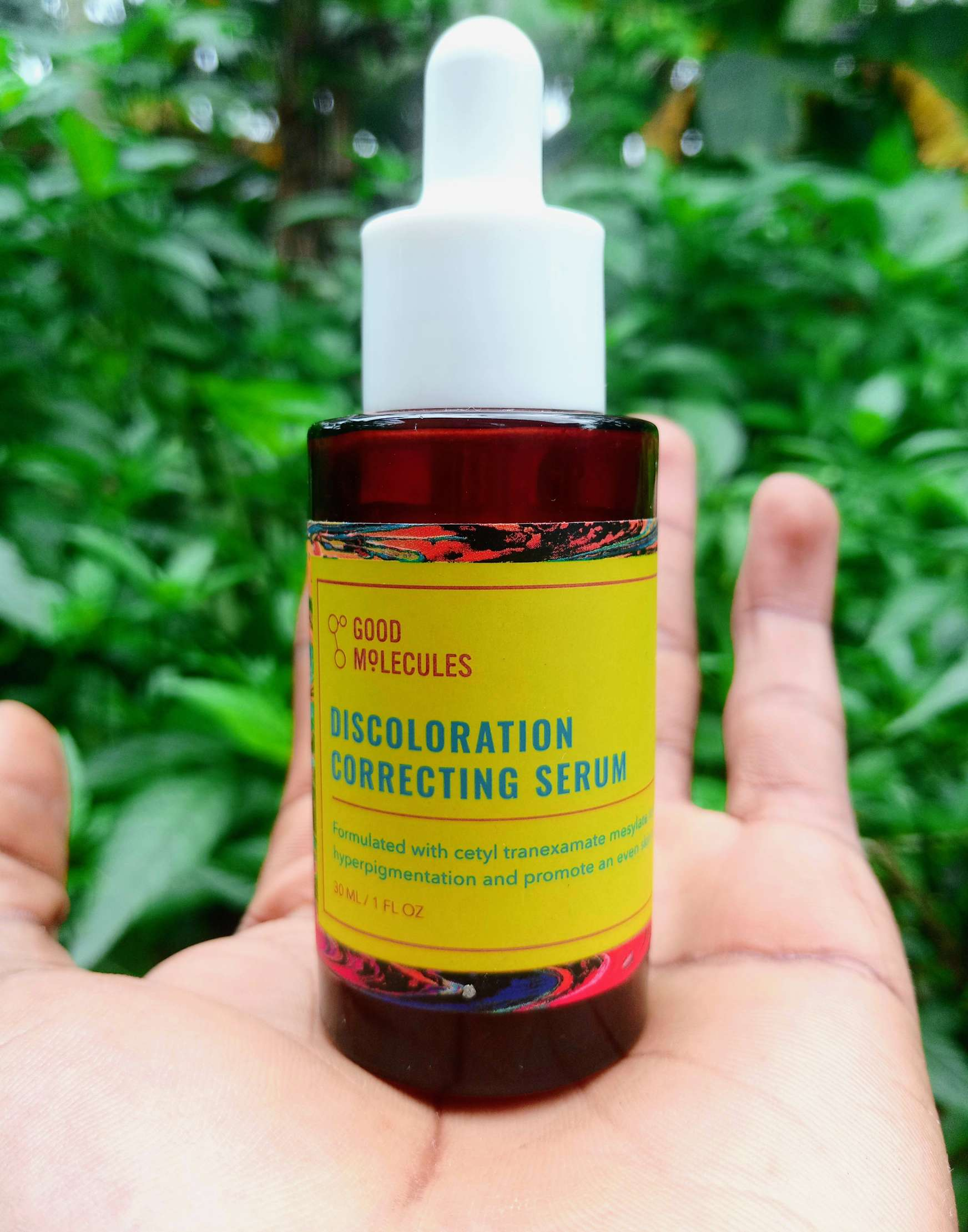 Good Molecules Discoloration Correction Serum review