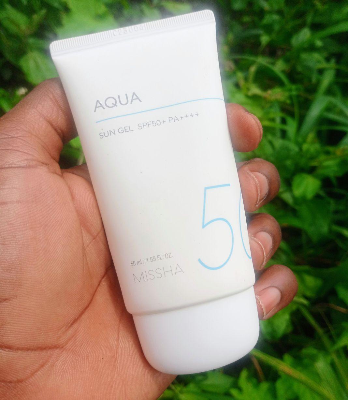 Missha Aqua Sun Gel SPF50+