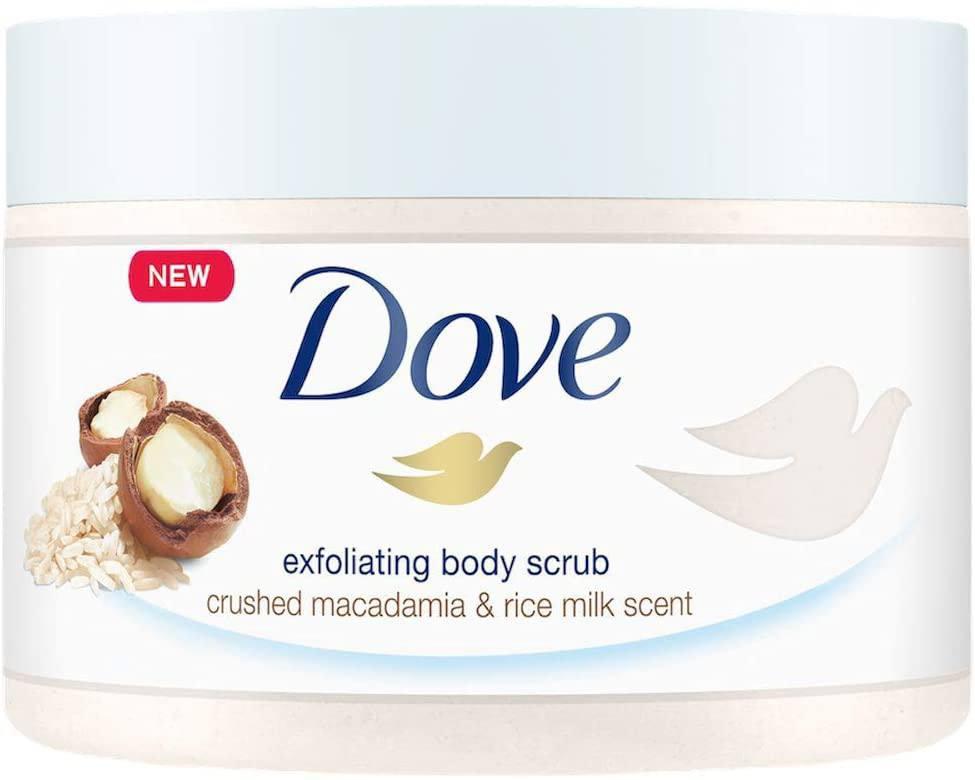 Body skincare routine